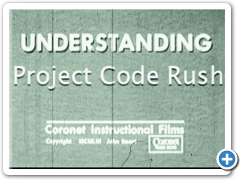 Project Code Rush Intro